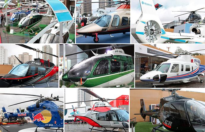 Abraphe confirma São Paulo como capital mundial do helicóptero.