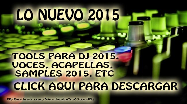 LO NUEVO 2015