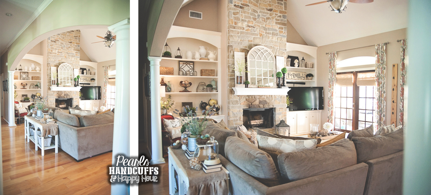 pearls  handcuffs  and happy hour  home tour tuesday