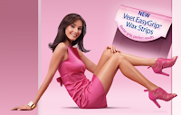 Free Veet Easy Grip Kit