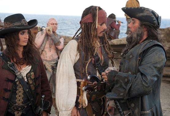 Piratas del Caribe En mareas misteriosas 2011