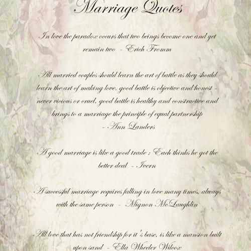 wedding quotes Wallpaper