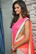 Shubra Aiyappa glamorous in half saree-thumbnail-20