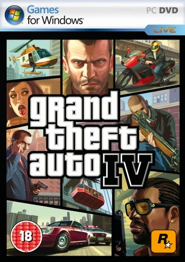 Free Download Grand Theft Auto IV PC Version Full Game And Crack 14GB