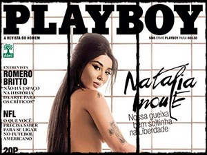 Natalia Inoue Pelada Na Revista Playboy