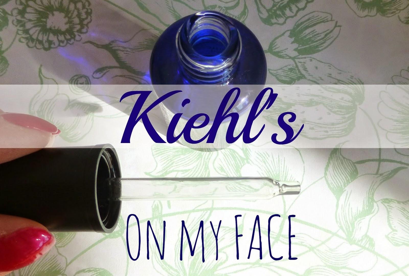 Pimp my face! Le joli sérum de Kiehl's