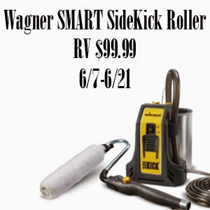 Wagner SMART Sidekick Roller Giveaway