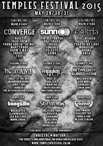 TEMPLES FESTIVAL 2015