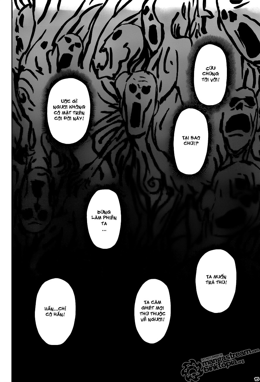 Naruto chap 497 Trang 13 - Mangak.info