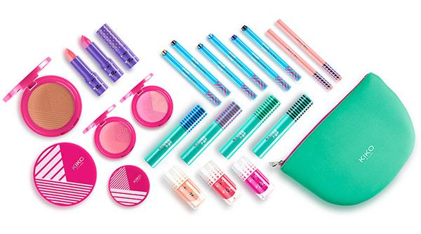 colección maquillaje para verano de Kiko