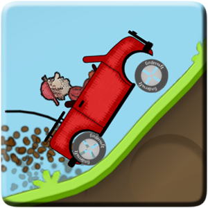 Hill Climb Racing a free physics based driving game  for Android smart phones and iOS devices