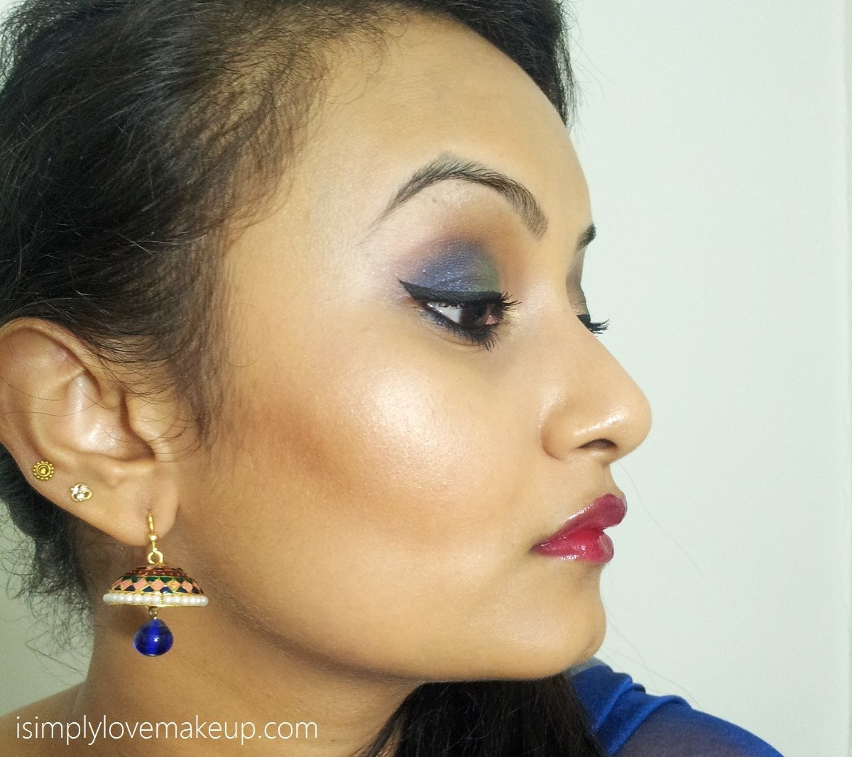 Indian Bridal Engagement Makeup