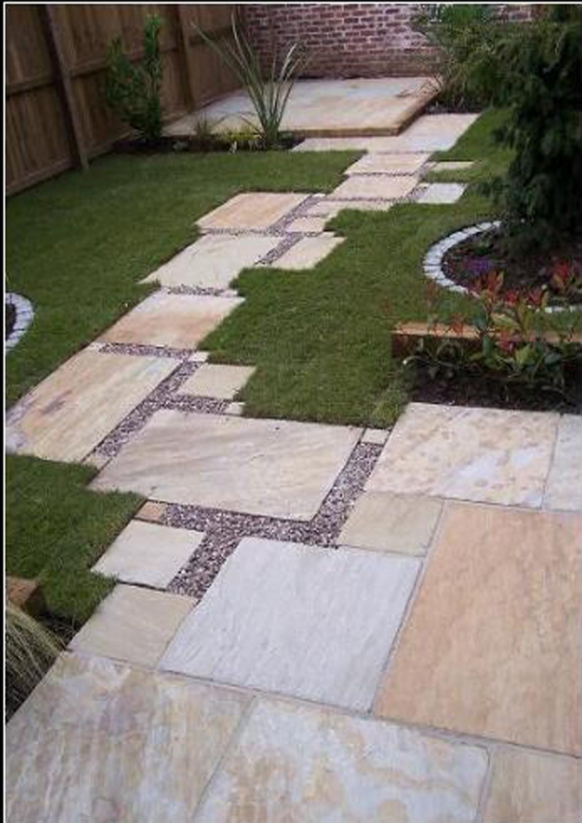 Immagini aiuole terrazzi e giardino for Soluzioni giardino