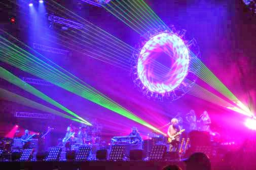 The Australian Pink Floyd Show Confirmed For Inaugural Greenwich Music Time