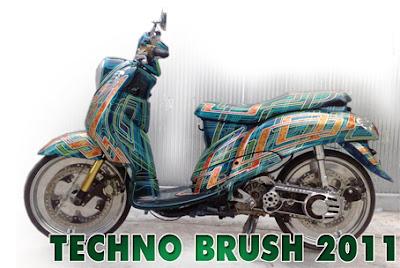Baru Air Brush Modifikasi | Blog Syakeela