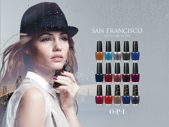 San Francisco Collection by OPI