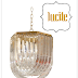 yay or nay: vintage lucite chandeliers