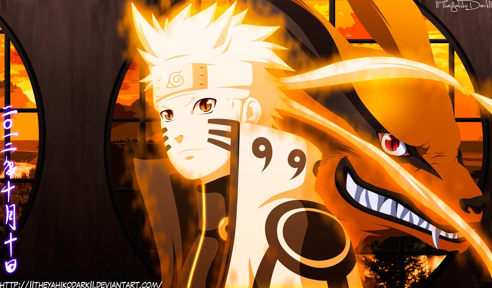 Naruto chap 620 Trang 17 - Mangak.info