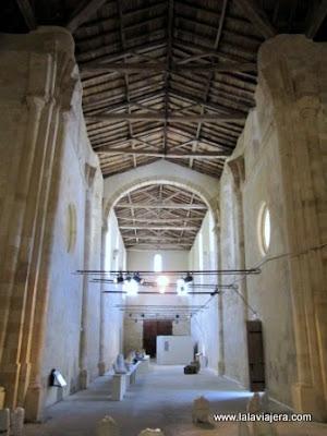 Abadia Arthous, Ceramica Iglesia