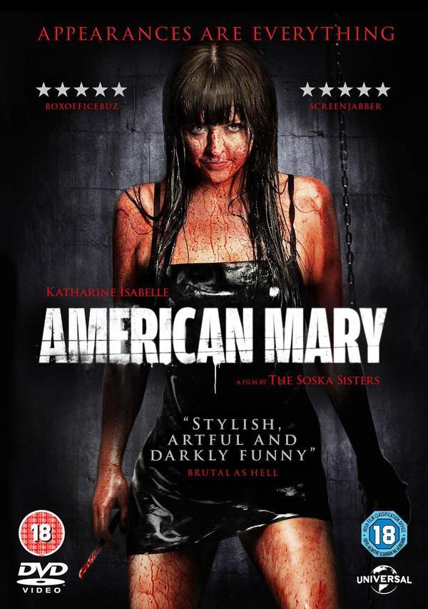 American Mary   –   Legendado (2012)