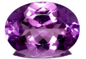 Batu kelahiran Bulan Februari adalah amethyst