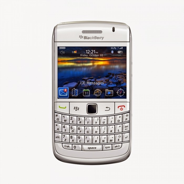 Harga BlackBerry Bold 9700