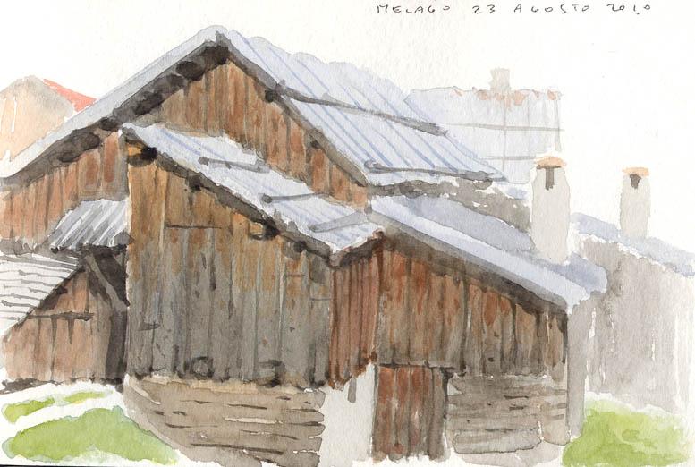 La casa senza nord fienili - La casa senza nord ...