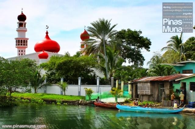 Taluksangay Mosque