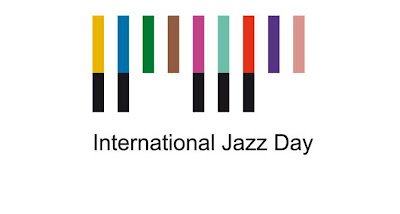 Logo del International Jazz Day