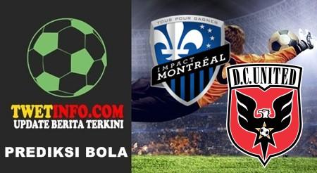 Prediksi Montreal Impact vs DC United, USA MLS 27-09-2015