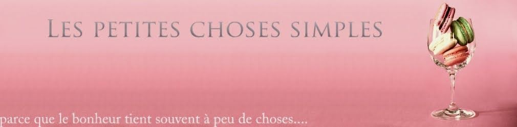 Les petites choses simples