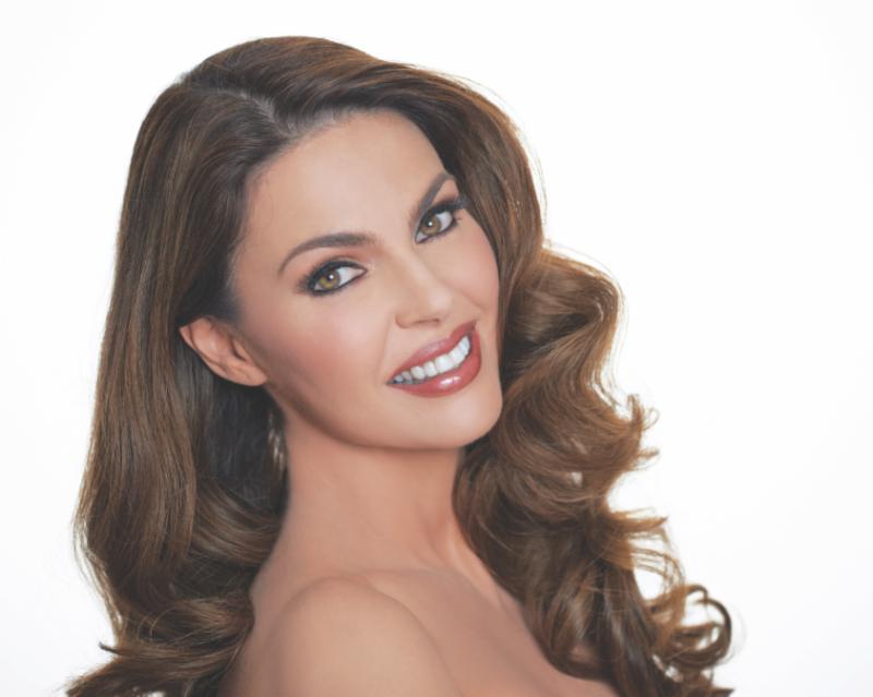 Bárbara Palacios jurado e invitada especial al concurso Miss USA