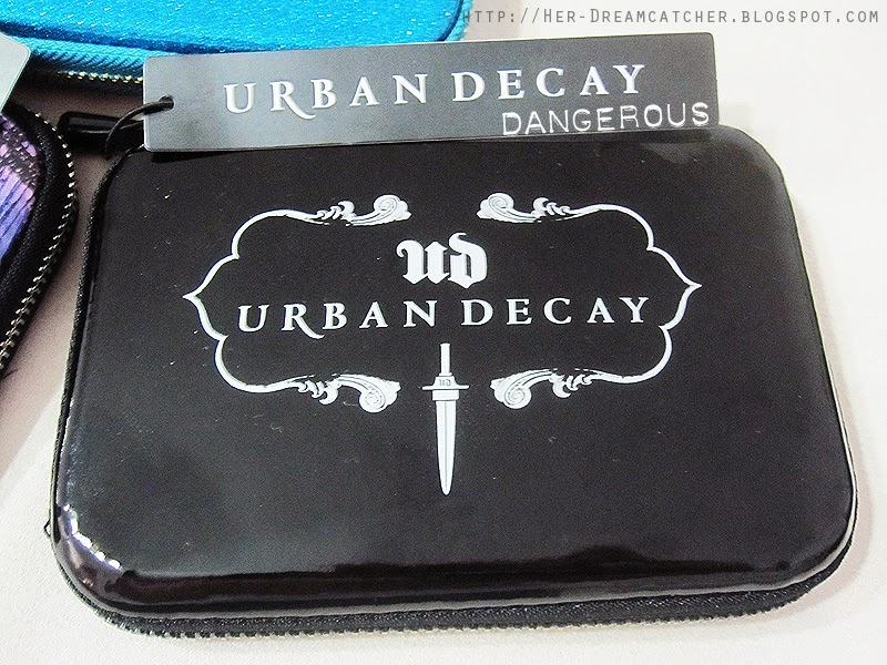 Urban Decay: Dangerous Palette