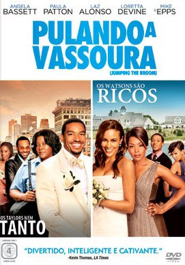 Download Pulando a Vassoura Dual Áudio BDRip XviD