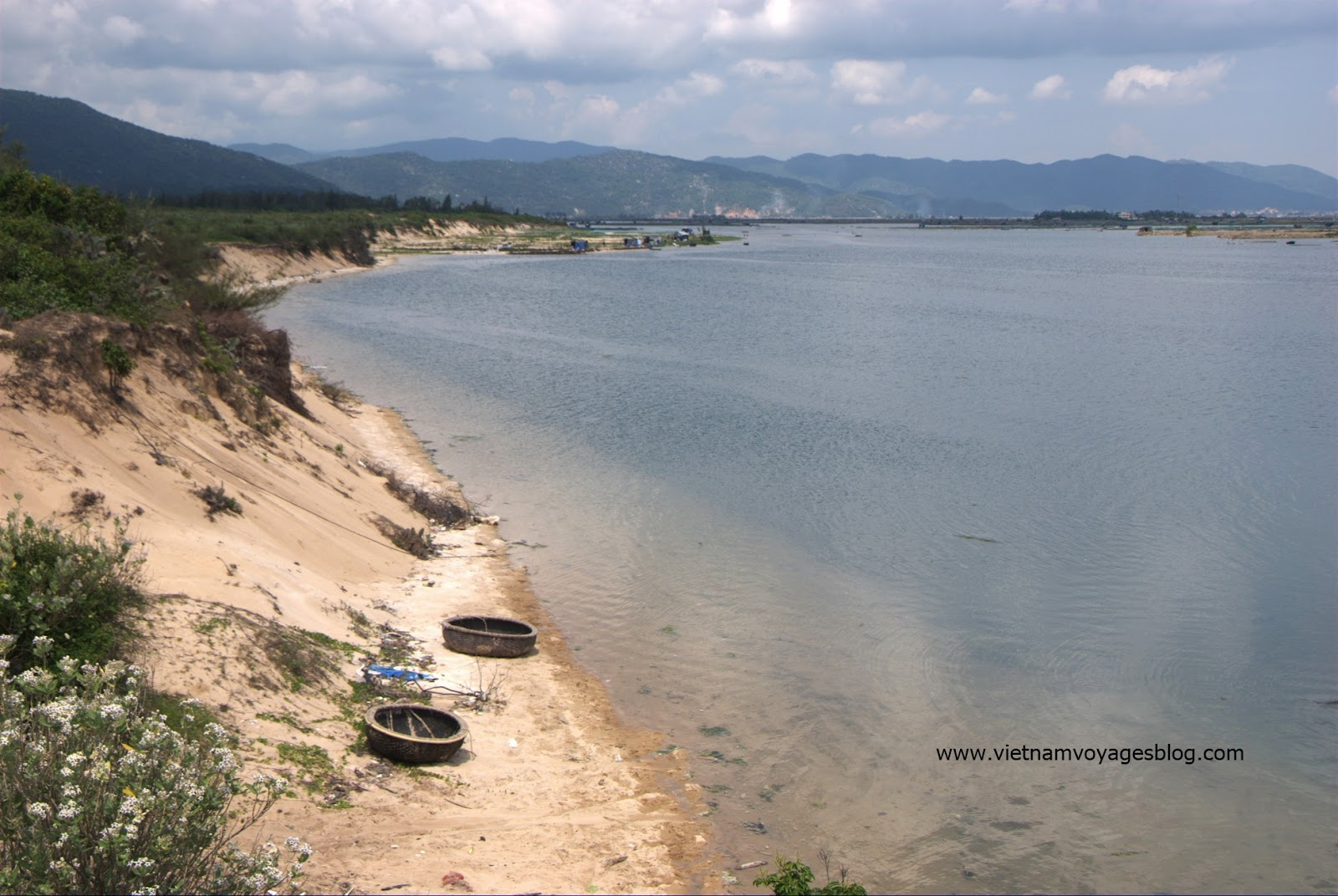 Cửa biển Đà Diễn, Phú Yên 2014