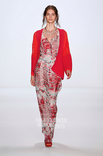 Lookbook Escada Sport Spring 2013