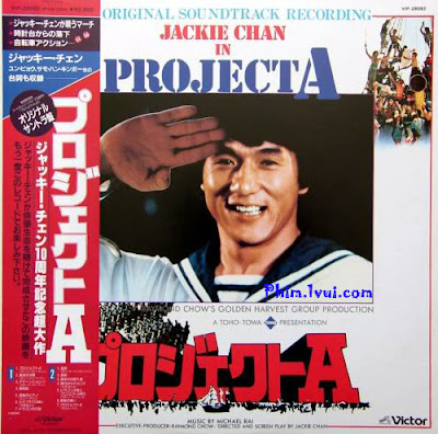 Phim Kế Hoạch A - Jackie Chan's Project A [Vietsub] Online