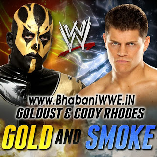 "Music » Download Goldust & Cody Rhodes' New Theme ""Gold & Smoke"" By ""Jim Johnston"" Free MP3"