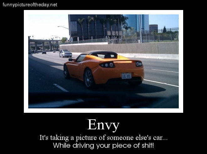 Funny Envy