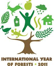 2011 ANO INTERNACIONAL DOS BOSQUES