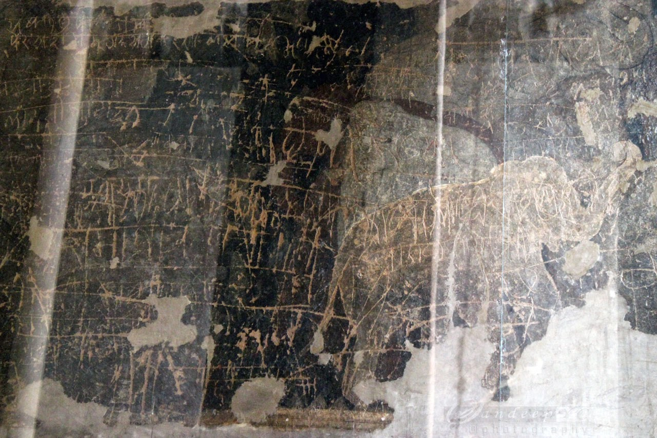 inscriptions at cave 10