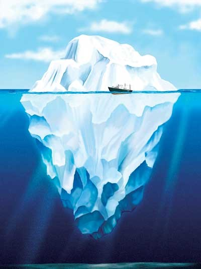 General Knowledge: How is Icebergs Formed?