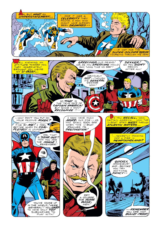Captain America (1968) Issue #220 #134 - English 7