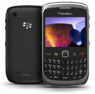 BlackBerry Gemini Curve 3G