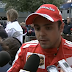 Felipe Massa admite prejuízo na estratégia da Ferrari na troca de pneus