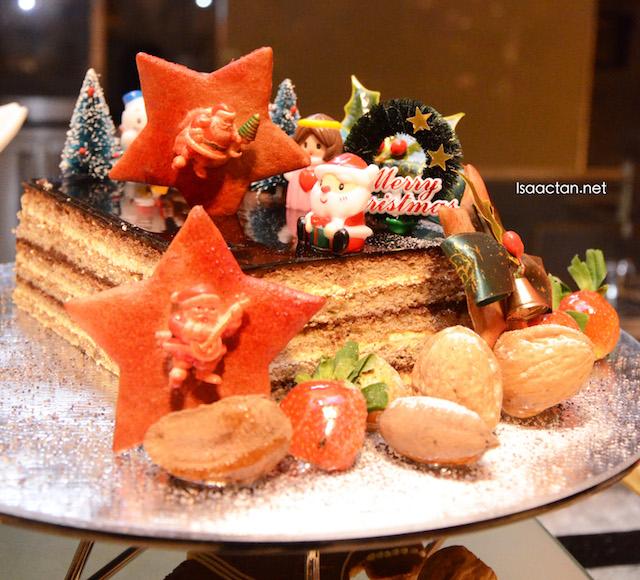 Rhapsody of Christmas @ Cinnamon Coffee House, One World Hotel Petaling Jaya