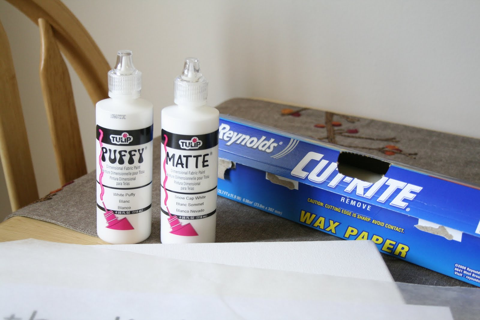 Puffy paint designs - Puffy Paint Faqs