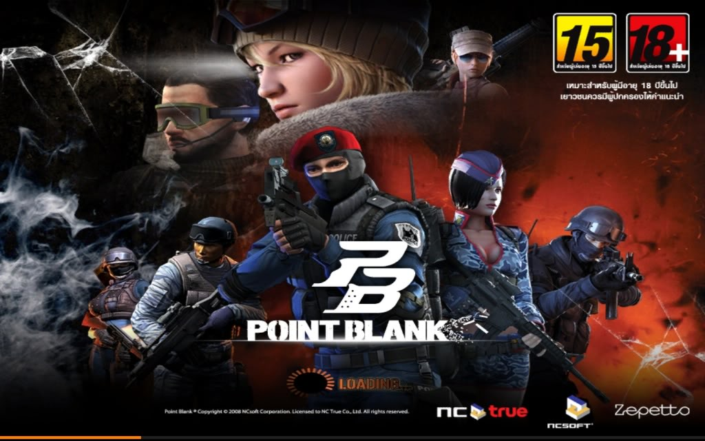 Point Blank Offline Games Download PC Game Rip