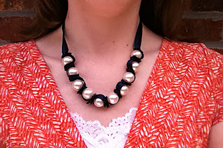 crafty jewelry: necklace knockoff tutorial