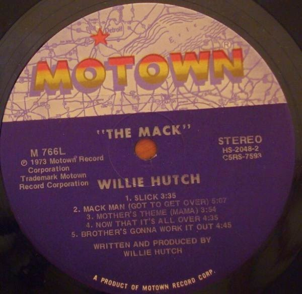 Willie Hutch - I Choose You